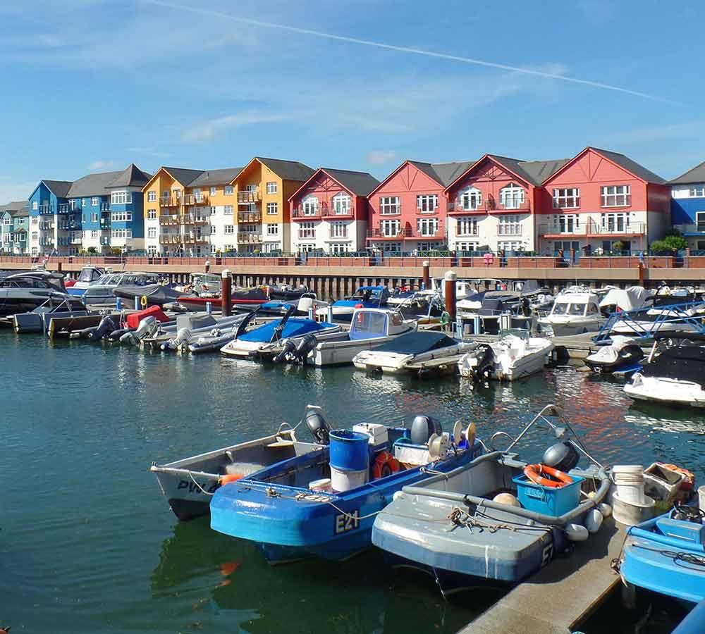 Exmouth Marina
