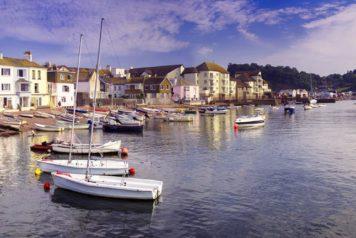 Teignmouth panorama