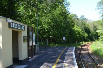 Causeland station