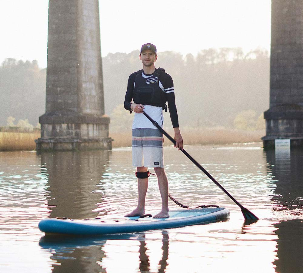 Paddleboard hire - Calstock Watersport Centre