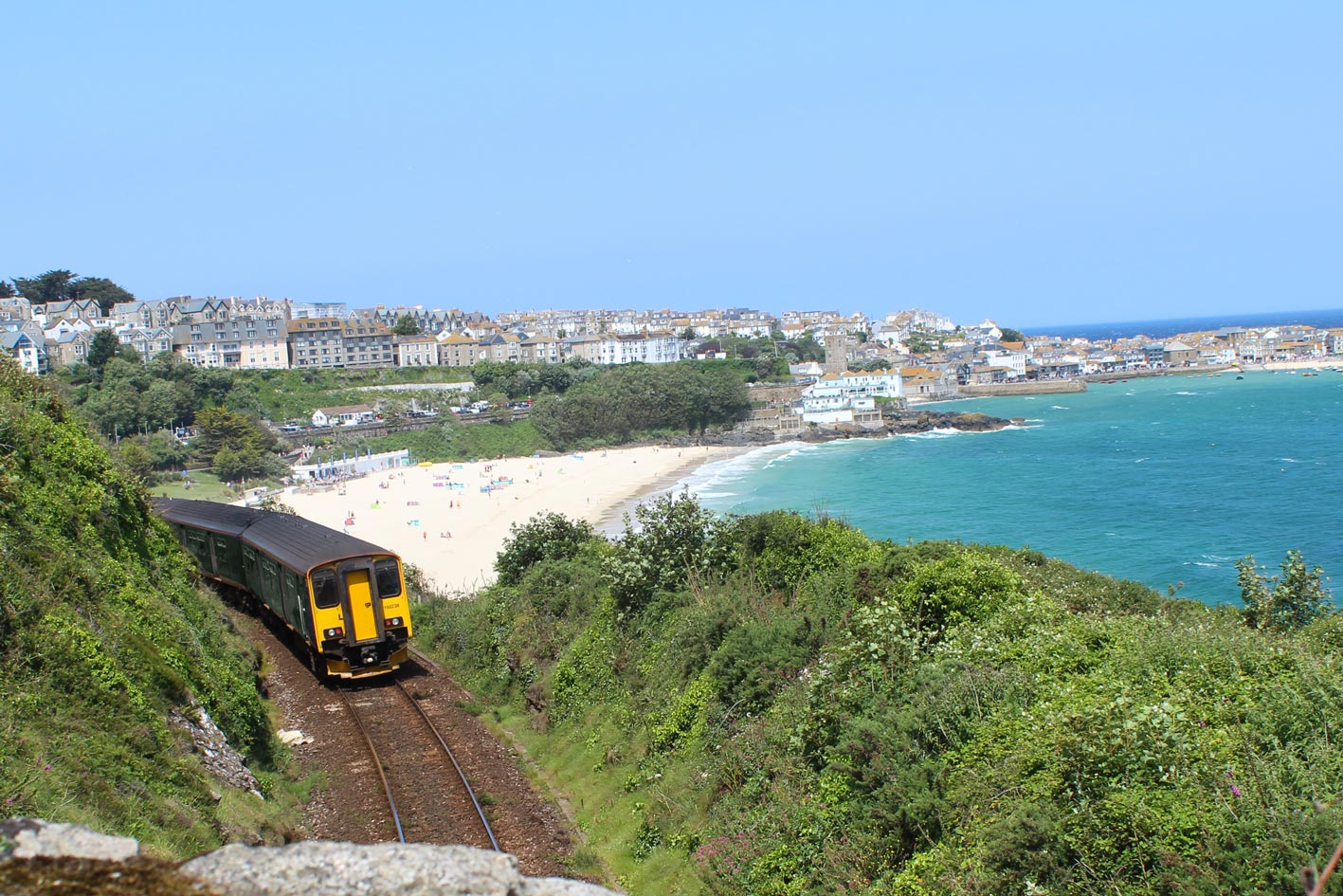 St Ives Bay Line | Train travel guide