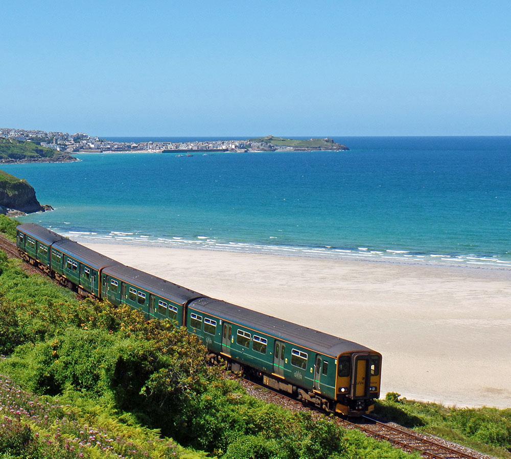 St Ives Bay Line - photo: Mark Lynam