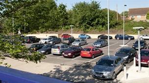 Kilkenny Car Park Taunton