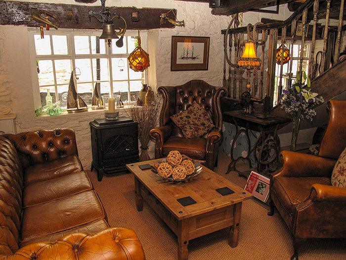 The Old Sail Loft, Looe