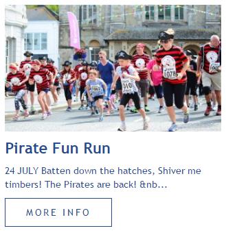 Pirate fun run