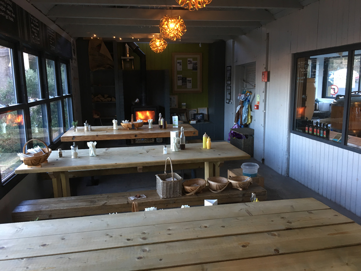 Cafe Ode, Ness Cove