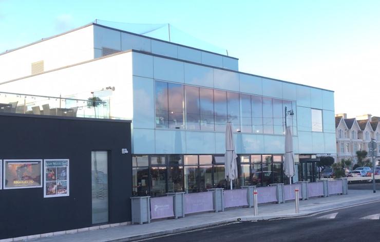 The View Bar Cafe, Teignmouth