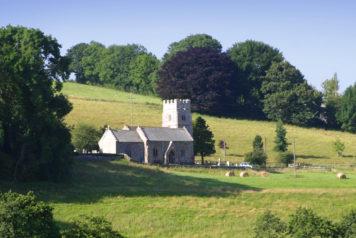 Church at Eggesford