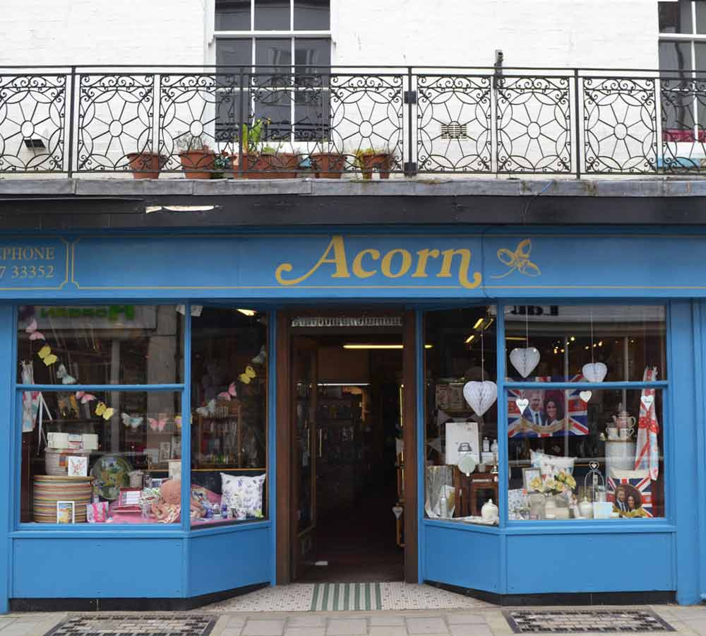Acorn - shop in Axminster