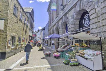 Liskeard street scene