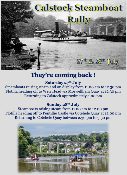 Steamboat Rally poster