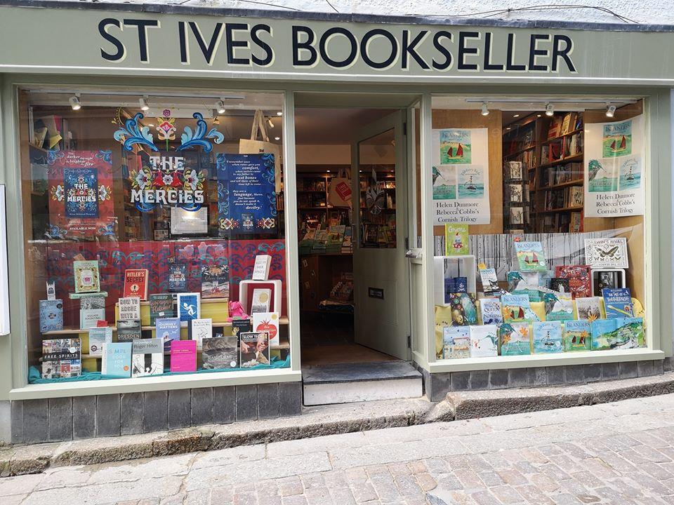 St Ives Bookseller