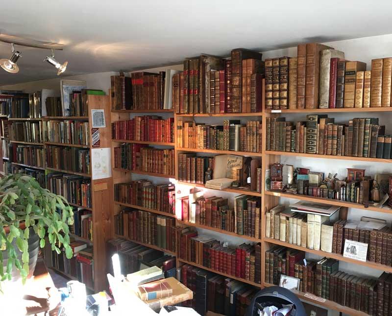 Graham York Rare Books, Honiton