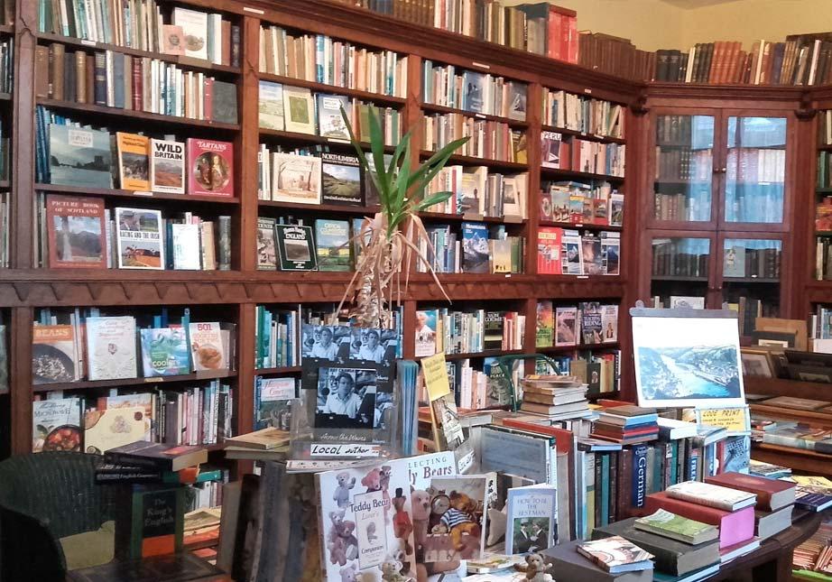 Old Hall Bookshop, Looe
