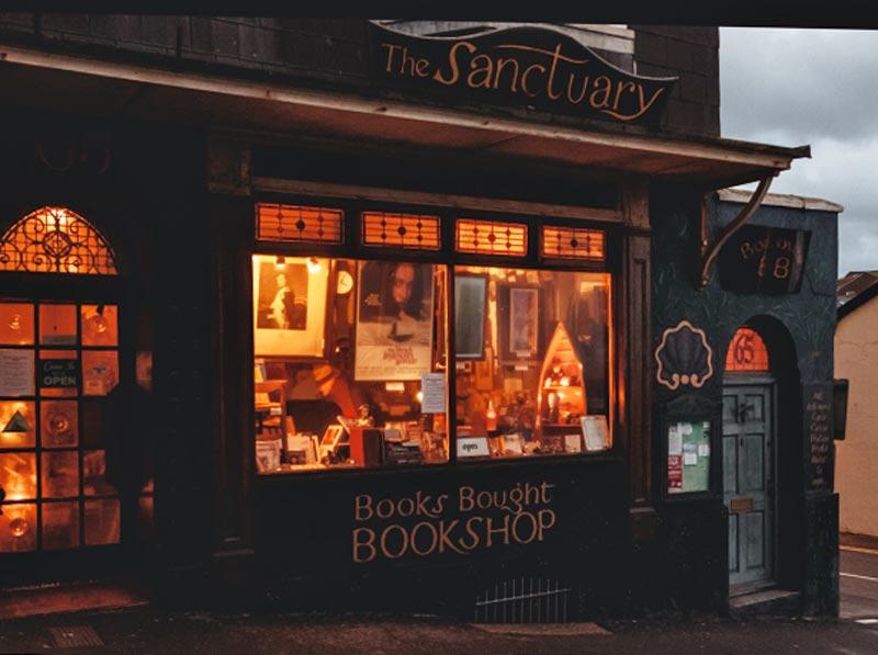 Sanctuary Bookshop