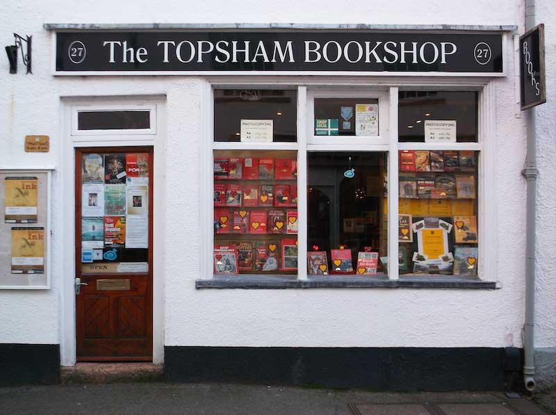 The Topsham Bookshop