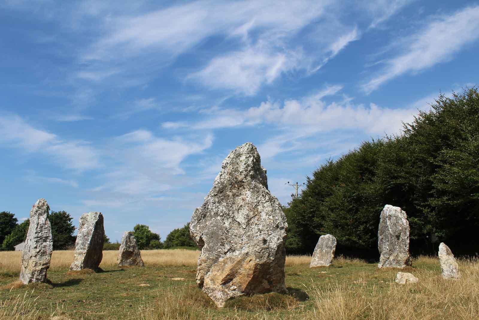 Stone circle, Duloe