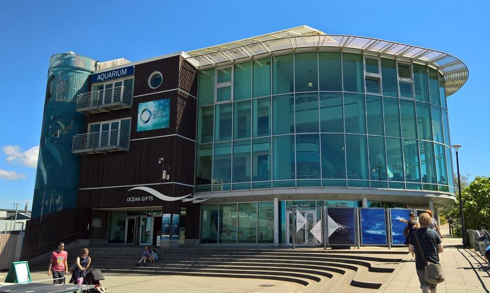 National Marine Aquarium, Plymouth
