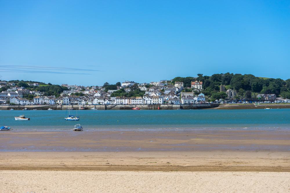 Instow beach, looking across to Appledore