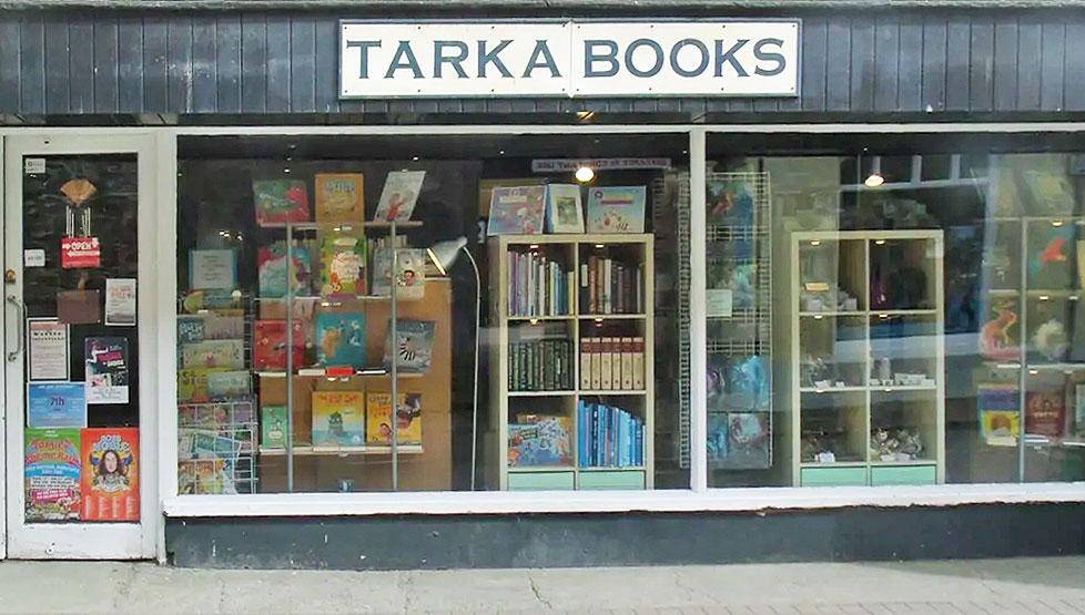 Tarka Books, Barnstaple