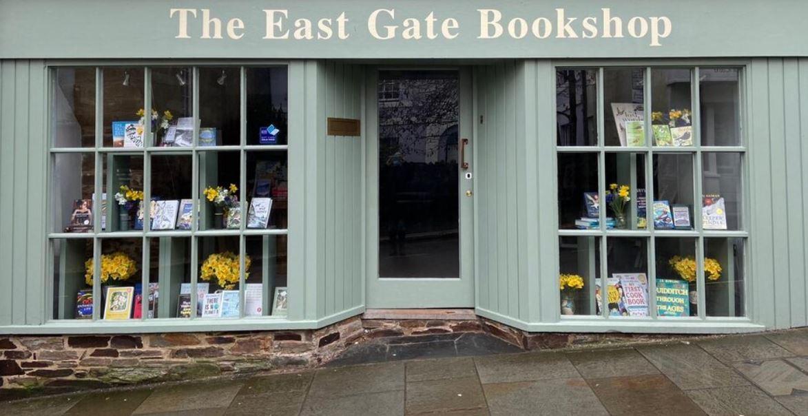Visit the East Gate Bookshop website