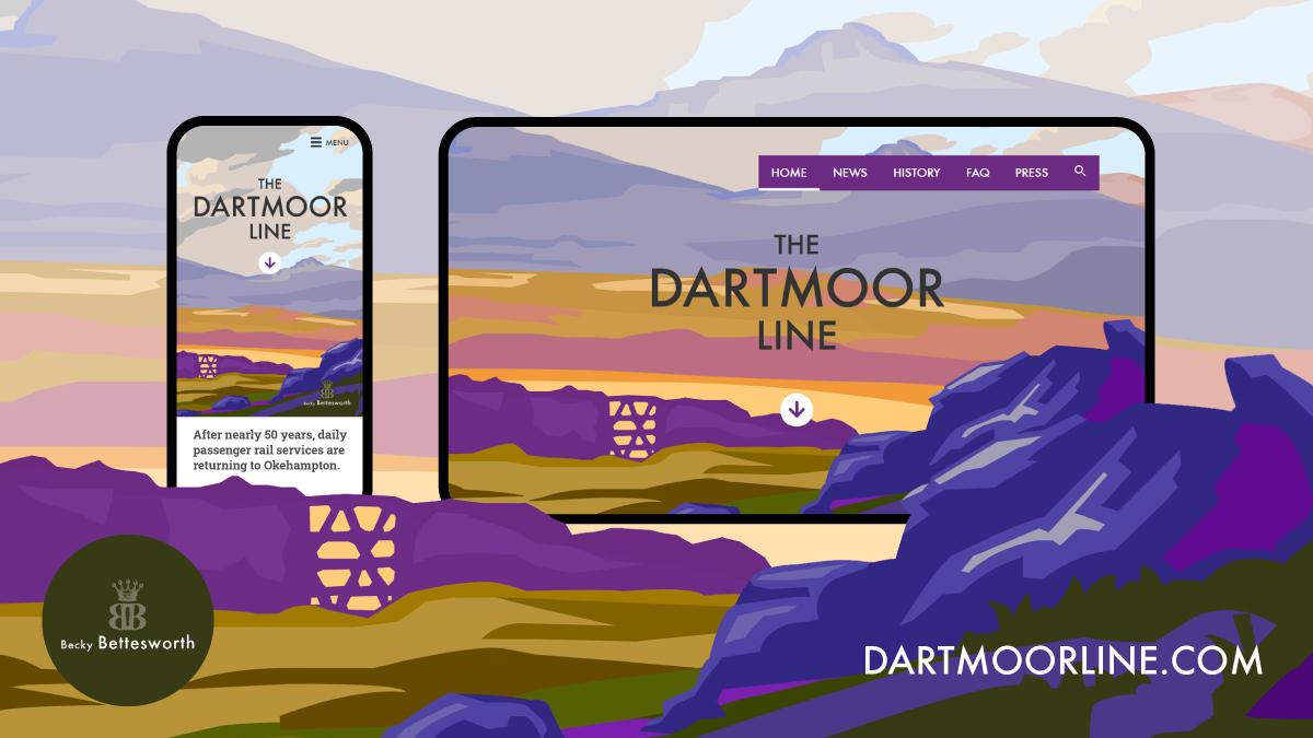 DartmoorLine.com graphic