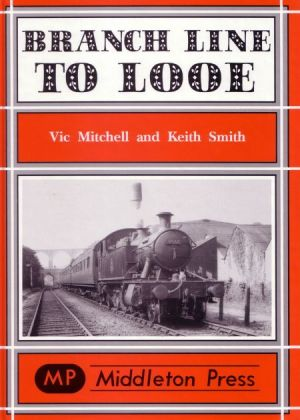 Branch Line to Looe - book cover