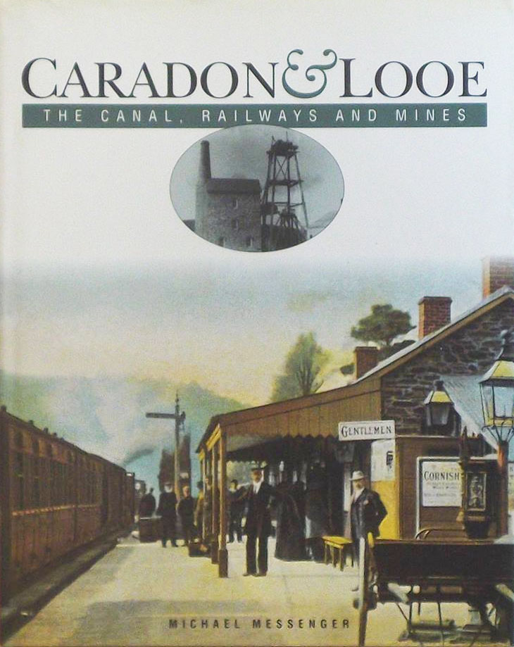 Caradon and Looe book cover