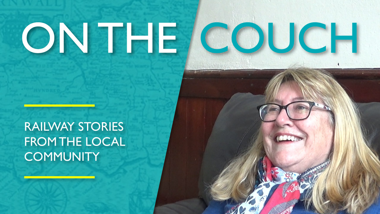 On the couch - railway stories from the local community
